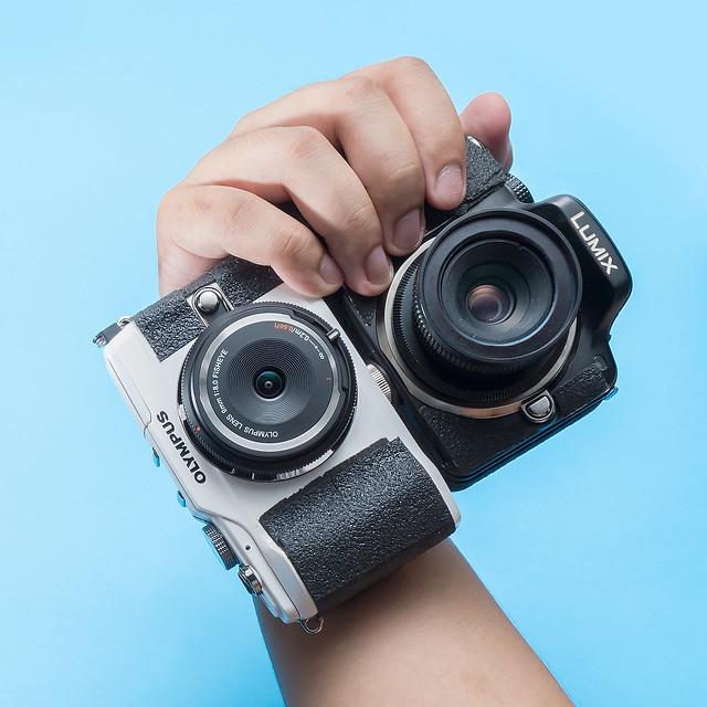 My Franken camera