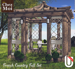 French Country Full Set CHEZ MOI