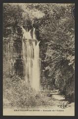 Chatillon-en-Diois - Cascade de l'Adoux
