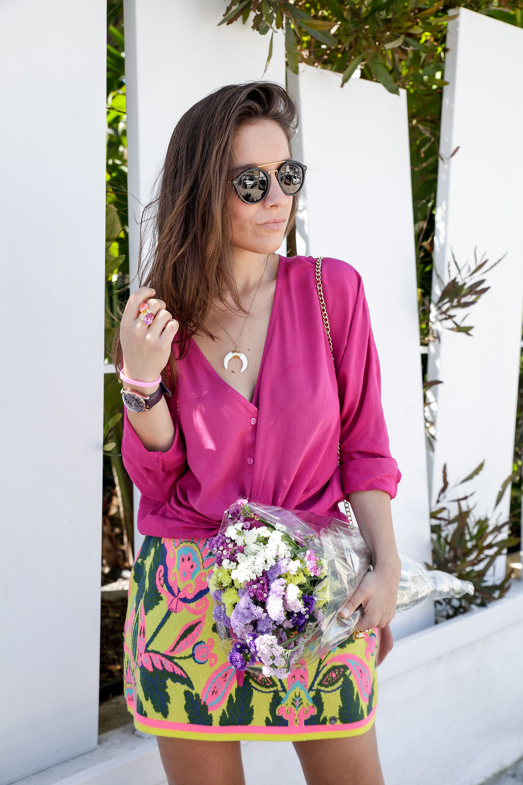 014_blusa_magenta_falda_amarilla_outfit_ruga_summer17_theguestgirl_influencer_barcelona_portugal_brand_ambassador