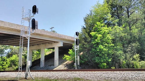 Future Northbound Middle Hanceville Signal