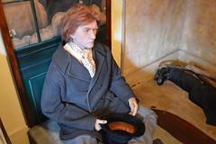 Sherlock Holmes red-headed dummy