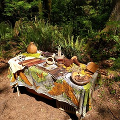 #wildernesssurvival #primitiveskills #survivalskills #display #DIY #weaving #basketry #knives #arrowhead #gourd #wool #butternut (#juglanscinerea) #homeschool #meetup #hawthornfarm #butterfly #tablecloth #leather #journel #squirrel