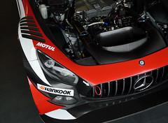 IDEC SPORT RACING Mercedes AMG GT3 (6200cc)