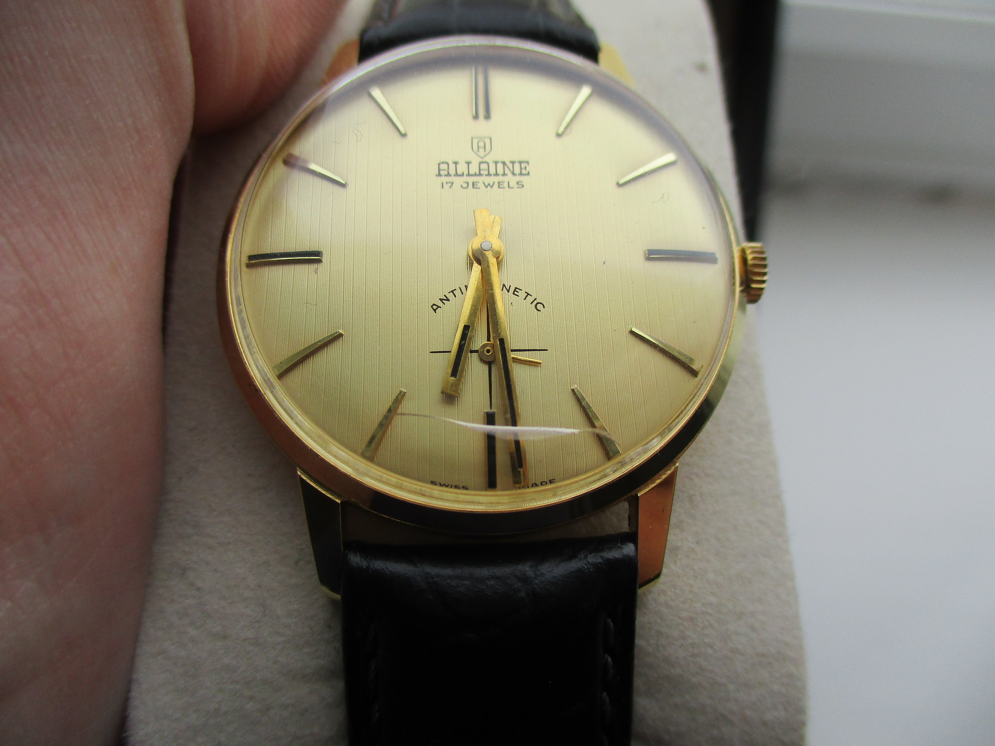 Image result for the watch forum nigelp allaine