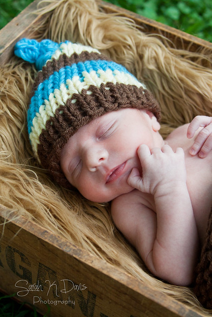 Silas Newborn Session