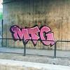 Magic The Gathering en ovanligt hängiven supporter i Kortedala. #mtg #streetart #magicthegathering