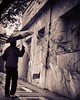 Arte urbano & lluvia