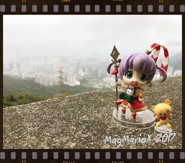 Ryofuko in a Long Hike #1