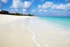 Una splendida spiaggia di Aruba Caraibi per una vacanza a con @presstours @arubatourism #aruba #caraibi #isola #spiaggia #mare #travel #vacanza vacanza