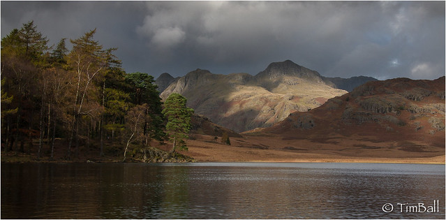 Blea Tarn Light, Canon EOS 30D, Canon EF-S 17-85mm f/4-5.6 IS USM