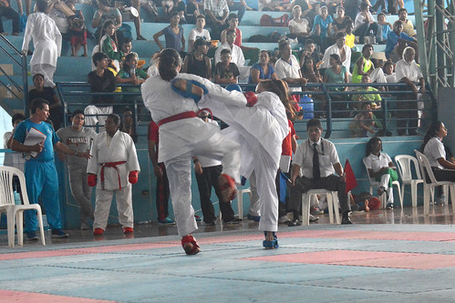 Tercera Jornada del Campeonato de Karate 2017