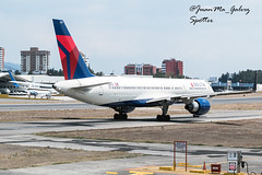 Delta Airlines 757-200