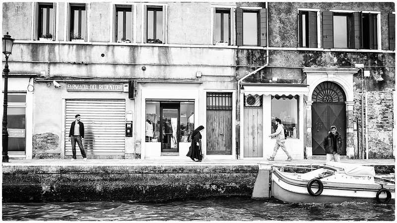 .. middle of the day, Venice