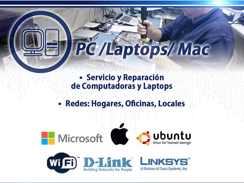 Service PC Rhema C.A