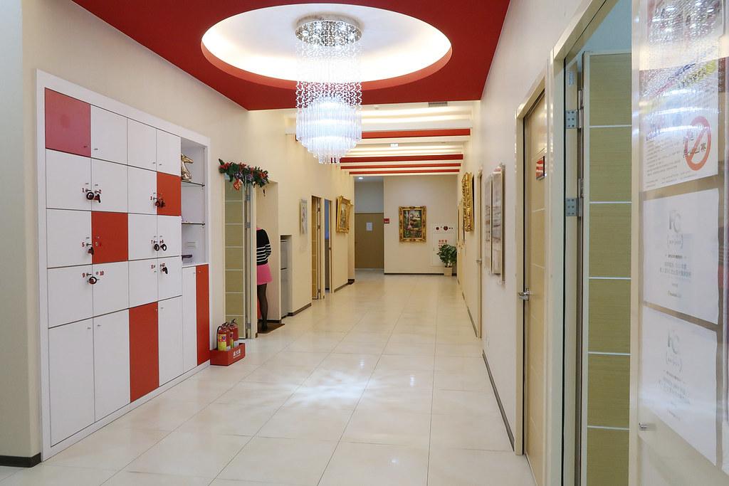 靚世紀新竹總院每一間諮詢室及診療間都是專屬私密空間