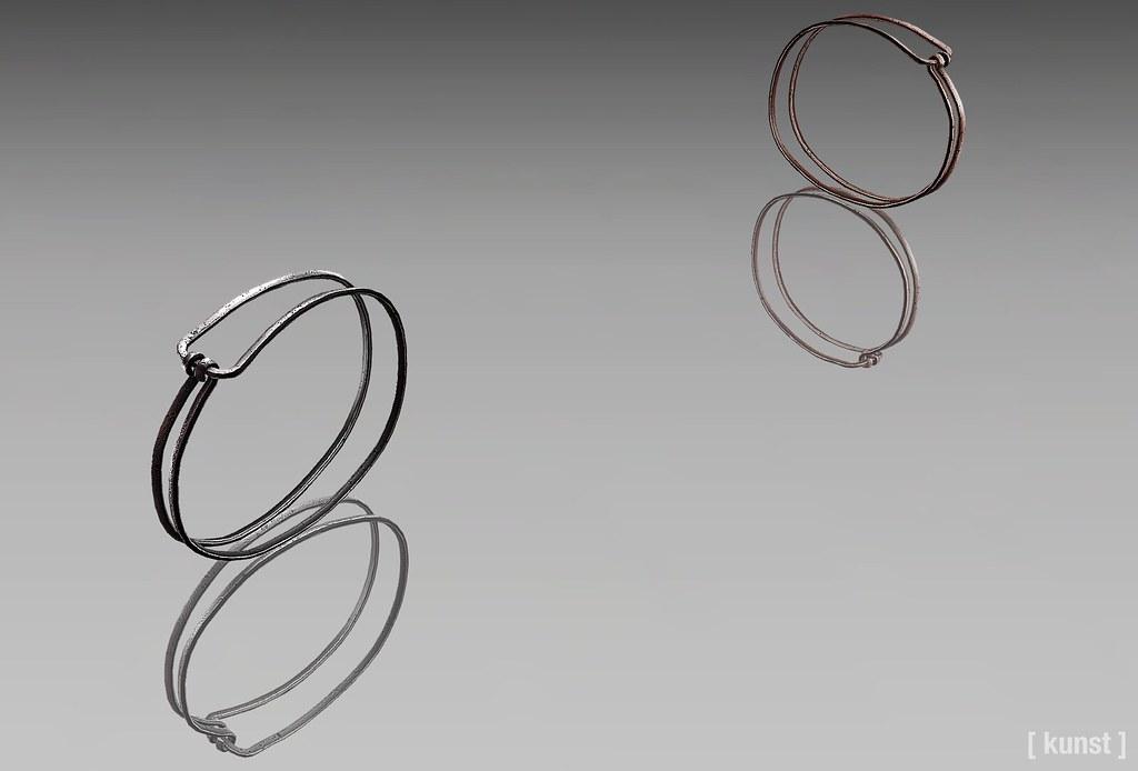 [ kunst ] - Reed bracelets - SecondLifeHub.com