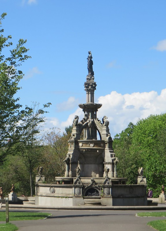 The Stewart Memorial Fountain