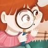 {ITA} Questa è Giadina, ha i capelli rossi, le lentiggini e una frangetta che, - Uffa! - non sta mai al suo posto. Giadina è una bambina curiosa, sempre in cerca di avventure. Ama le storie, i gatti con i baffi lunghi-lunghi, e la cioccolata calda con la