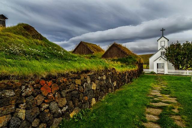 Grenjaðarstaður - Iceland