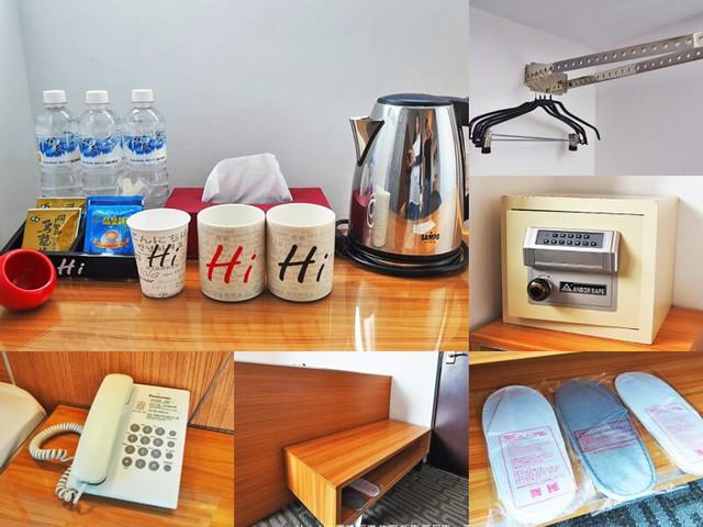 Hotel Hi 嘉義 平價 住宿 2
