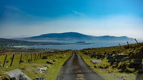 ireland landscape mayo
