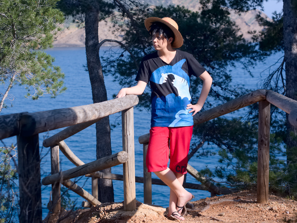 related image - Shooting Luffy - One Piece - Parc du Mugel - La Ciotat -2017-04-08- P2030839