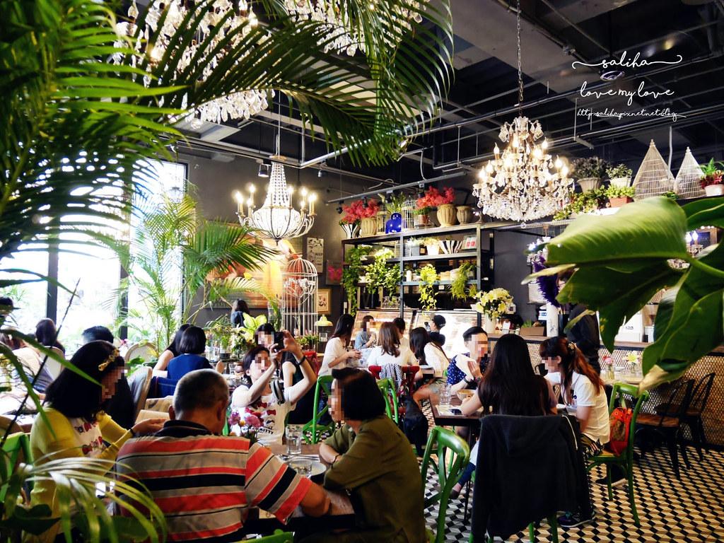 台中情人節約會浪漫超好拍夢幻餐廳推薦thai j泰式料理秘境小花園 (1)