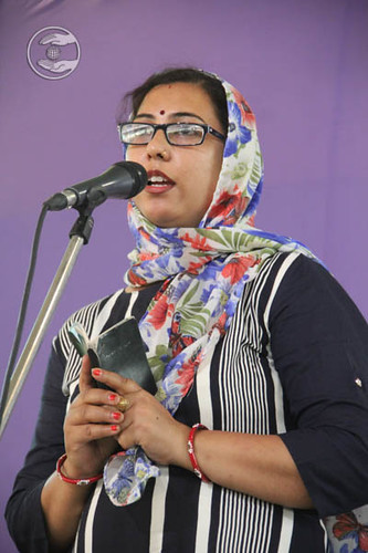 Rajni Batra, expresses her views