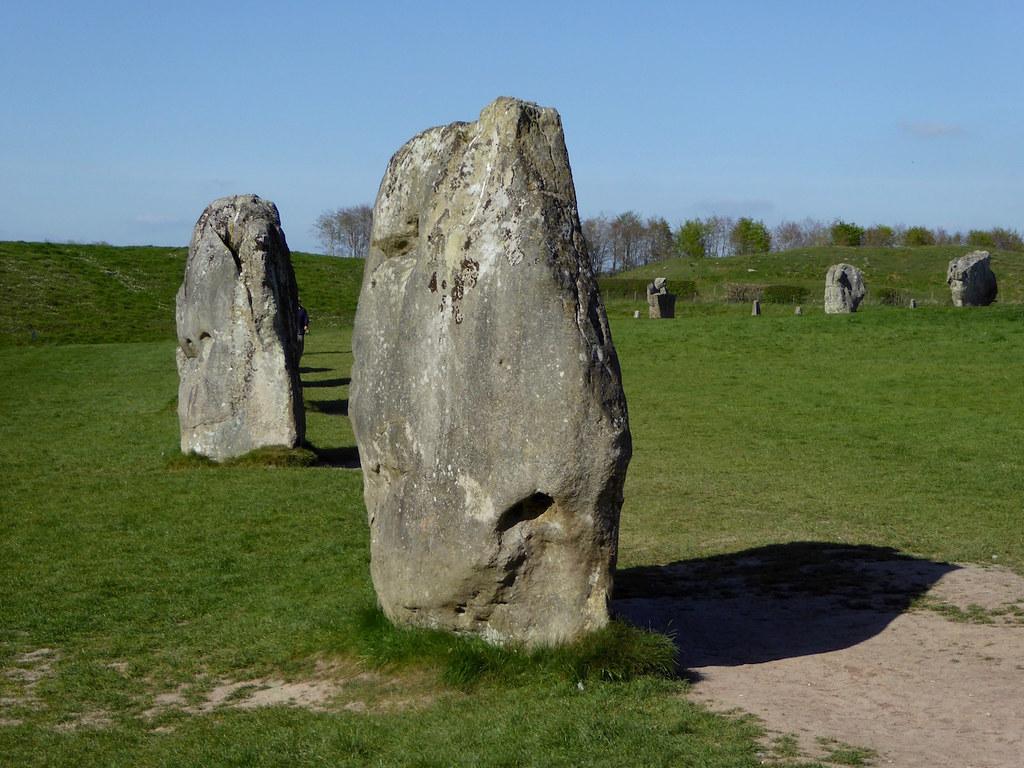 Avebury stone circle Pewsey to Avebury walk