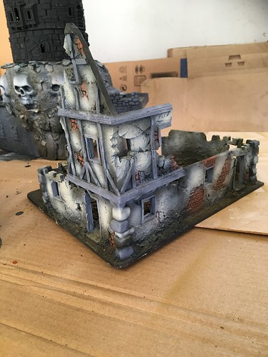 Malval District project - Mordheim table - Page 4 34288637650_e8ed8f72c4