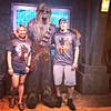 #RogueOne REBELS! @xboxliverewards #RogueOneRewards #Sweepstakes! #May4th http://bit.ly/2nAYNR8 pic.twitter.com/auL0cK1scv #Chewbacca called out & loved our #StarWars #couple #shirts :couple_with_heart: #WaltDisneyWorld  @starwars @wdwtoday #AwakenSummer