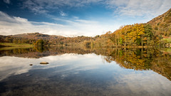 Autumn at Rydal Water
