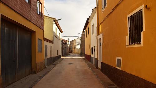 Villadoz. Zaragoza Provence, Spain.