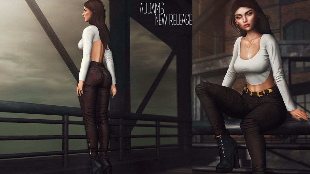 ADDAMS@NEW RELEASE ! - SecondLifeHub.com