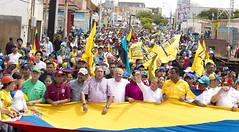 Tan dictadura es la nacional, como la de Arias Cárdenas que es su cómplice