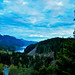 Cheakamus Lake by N.taashaa