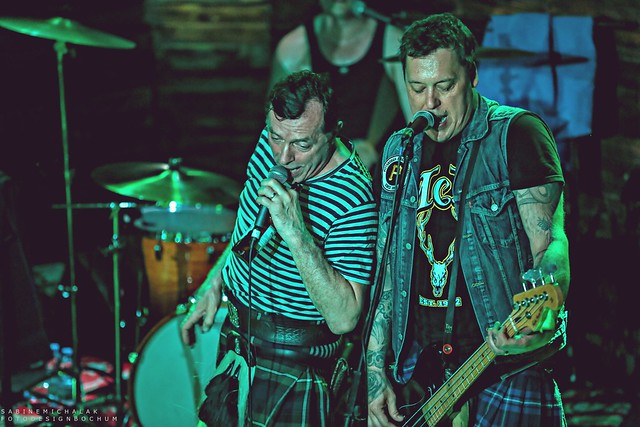 [THE REAL McKENZIES - 13.05.2017 / Rockpalast Bochum]