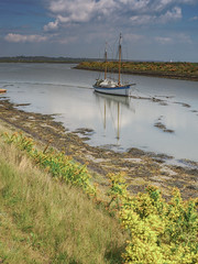 Pennington Marshes and Keyhaven