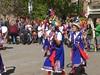 Hebden folk festival.