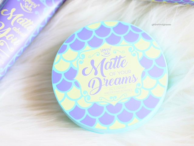 Happy Skin Matte Of Your Dreams Oil Control Mattifying Powder