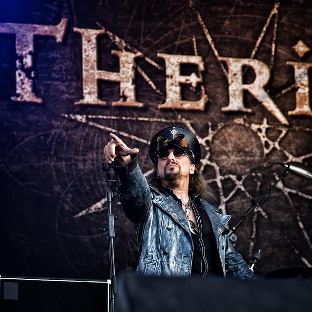 Thomas Vikström - Therion - Kavarna Rock Fest 2016