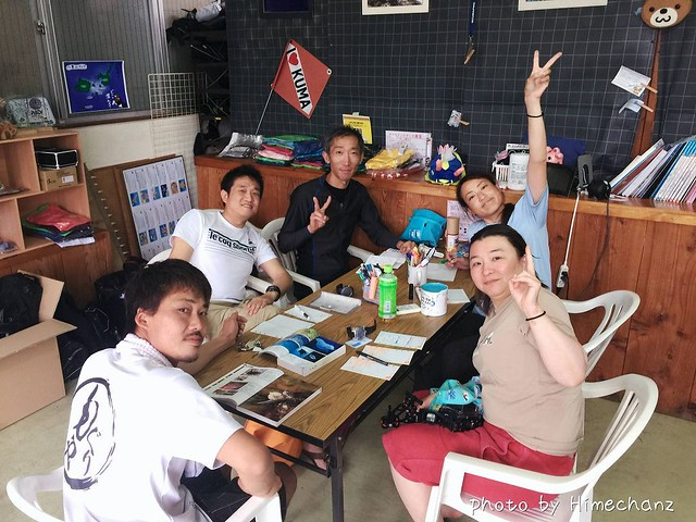 本日の集合写真♪ 2017/05/20