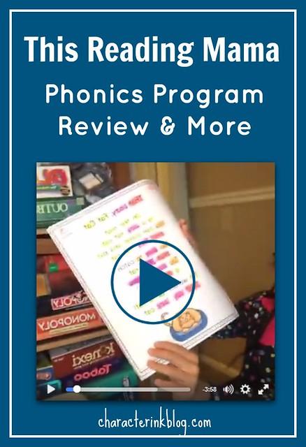 This Reading Mama Phonics Program & More