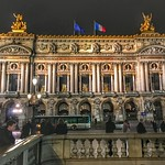 Paris France  ~  National Academy of Music ~ AKA ~  Opéra National de Paris Palais Garnier