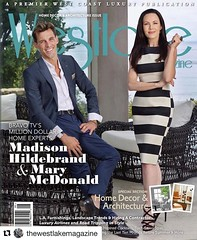 This shoot was one heck-of-a-good time!  #MadisonHildebrand and #MaryMcDonald sure know how to turn it on!  Digging these new covers, thank you @thewestlakemagazine  Check out the #HomeDecor & #Architecture Issue on-stands NOW! : : #joeycarmanphotography