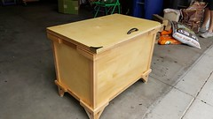 Claire's Blanket Chest