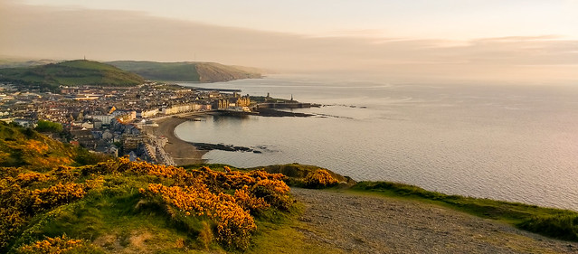 49 - Aberystwyth Panorama from Constitution Hill  20Apr17 (1 of 1)
