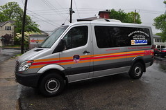 FDNY Fire Family Transport Foundation FFT 12
