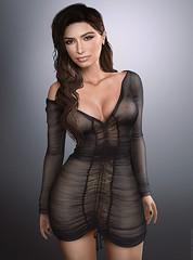 Kimmie Dress @Treschic